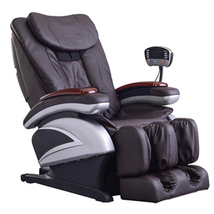 BestMassage EC-06C Full Body Electric Shiatsu Massage Chair Recliner with Built-in Heat Therapy
