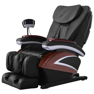 BestMassage EC-06C Full Body Electric Shiatsu Massage Chair Recliner