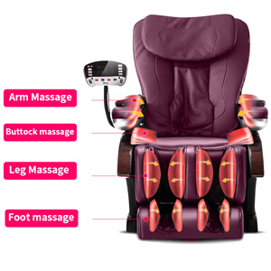 BestMassage EC-06C Massage Chair