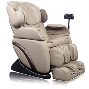 Ideal Massage Chair with Built-in Heat Shiatsu Zero Gravity Massage Chair