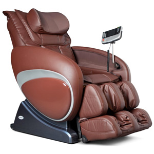 Cozzia 16027 Full Body Zero Gravity Shiatsu Massage Chair
