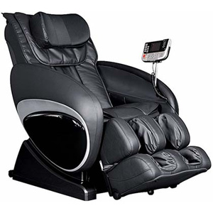 Cozzia 16027 Zero Gravity Shiatsu Massage Chair