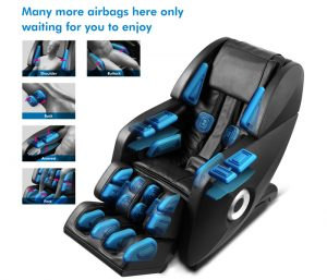 How Many Types of Massage Chairs Are There?